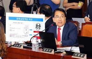 김동연 부총리 겸 기획재정부장관 후보자에 대한 인사청문회