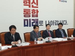 대북제재위반조사특별위원회 회의(18일) 심재철 의원 발언 '관세청에 떠넘기기는 사건 축소 의도'