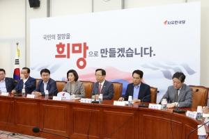 [19.06.26] 원내대표·중진의원 회의 발언